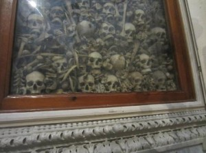 Cathedral of Otranto relics (courtesy ExecutedToday.com)