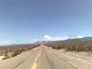 road to Oatman I
