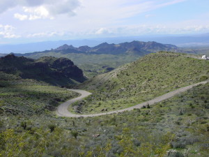 road to Oatman II