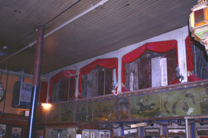 the Bird Cage cribs