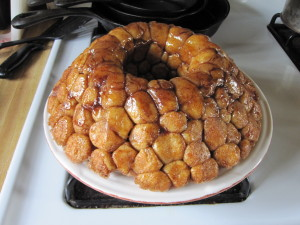 Monkey Bread (aka Monkey Balls)