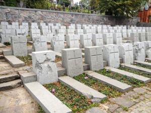 1930s Polish graves
