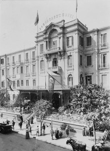 Shepheard's Hotel, c1925